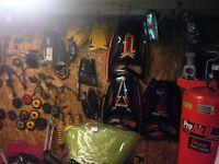 1996-2008 ski-doo zx and rev parts