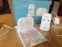 John Lewis digital baby monitor