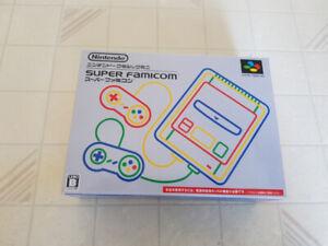 SNES Super Nintendo Mini Classic (Japanese Version Famicom)