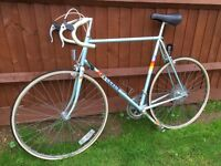 Vintage Classic Peugeot Elite Racer Road Racing Bike XL Frame Size