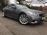 Infiniti G37 3.7 V6 2dr Coupe PETROL AUTOMATIC 2010/10