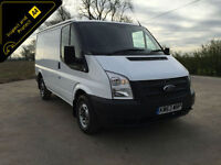 2013 63 FORD TRANSIT 100 T260 PANEL VAN 1 OWNER SERVICE HISTORY FINANCE PX