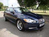 Jaguar XF 2.7TD Luxury Auto, Sat Nav, 19in Alloys, 79k FJSH,