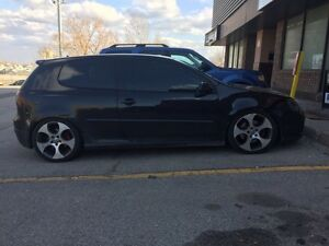 2008 Volkswagen Gti 6 speed