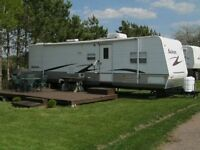 **REDUCED!!!!!!!!..TURN KEY TRAILER PACKAGE IN SHEDIAC..L@@K!!**