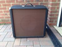 Guitar cabinet fender hot rod speaker
