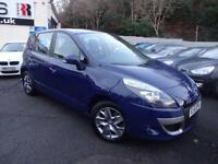 2011 61 RENAULT SCENIC 1.5 EXPRESSION DCI 5D 110 BHP DIESEL