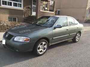 2005 Nissan Sentra Sedan - Great Price !