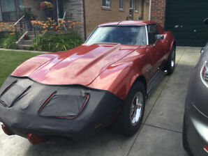 1976 Corvette Stingray for sale. 383 Stroker, T Roof, Etc...