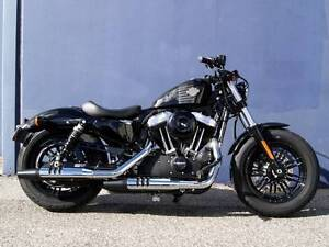 2016 HARLEY-DAVIDSON EX-DEMO FORTY EIGHT Cannington Canning Area Preview