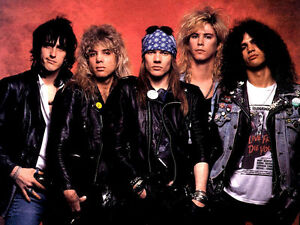 Guns N' Roses - Floor tickets to Toronto show (July 16)
