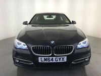 2014 BMW 520D LUXURY 4 DOOR SALOON DIESEL 1 OWNER SERVICE HISTORY SAT NAV