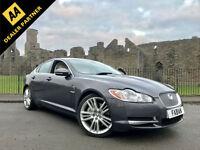 2010 Jaguar XF 3.0TD V6 auto S Portfolio Grey **Full Service History**