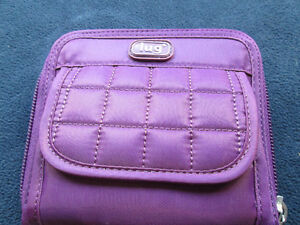 """Lug"" Nylon Wallet *Never Used*"