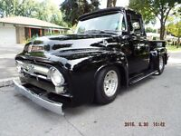1956 Ford Pick Up truck Pro-Touring Show Truck