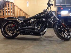 MINT HARLEY BREAKOUT FOR SALE!
