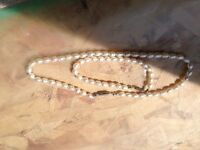 Cultured pearl set