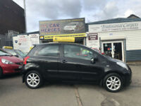 2007 TOYOTA YARIS 1.3 VVT- i SR 3 DOOR KEYLESS DRIVE ( AA ) WARRANTED INCLUDED