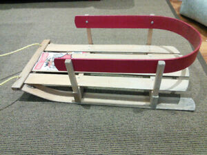 Small Child / Baby Sleigh/Sled