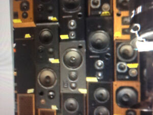 SPEAKERS for sale $25 +up