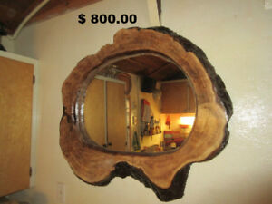 Mirror - Made from Old Growth Fir -