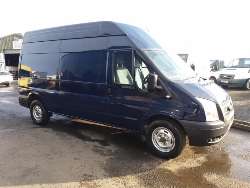 Ford Transit 22TDCi 125PS EU5 RWD 350L LWB
