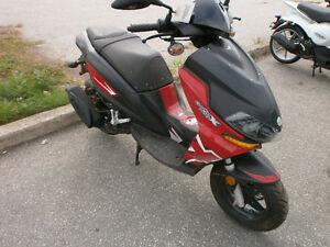 Benelli Scooter