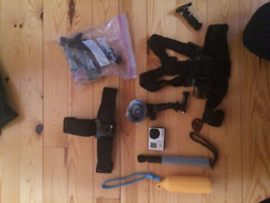 GoPro Hero 3 & accessories