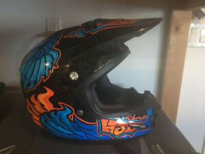 Youth helmet M