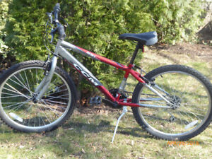 "Girl's 24"" Bike For Sale"