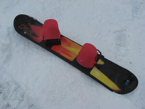 SNOW BOARD  MADE BY H2o  $25