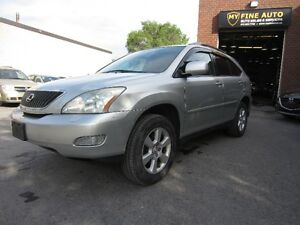 2007 Lexus RX 350 AWD / SUV /  LEATHER / SUNROOF