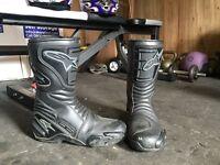 Alpinestar SMX waterproof boots