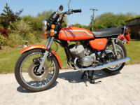 KAWASAKI H1B 500cc 1972