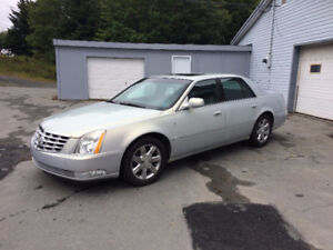 2006 Cadillac DTS in exceptional condition