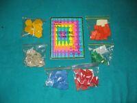 Scholatic and Melissa &Doug Pattern Blocks & Tessellation Book