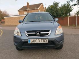 2003 Honda CRV 2.0 Petrol Automatic Free Ulez