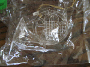 NEW:  6 pc set of  Christmas Musical Instrument Ornaments Strathcona County Edmonton Area image 3