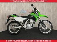 KAWASAKI KLX250 KLX 250 SGF ENDURO STYLE BIKE GENUINE LOW MILEAGE 2016 66