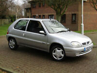 Citroen Saxo 1.1i Desire**30,000 Miles From New**FSH**CAMBELT DONE**IMMACULATE**