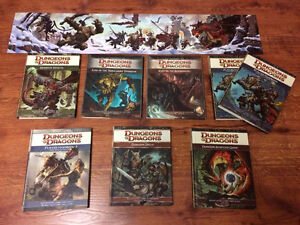 Dungeons & Dragons - 4th Edition Books