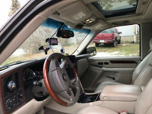 2004 Cadillac Escalade SUV, Runs and drives good TRADE ?