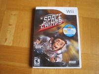 Wii Game - Space chimps