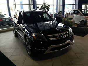 2013 Mercedes-Benz GLK-Class Chrome and black SUV, Crossover