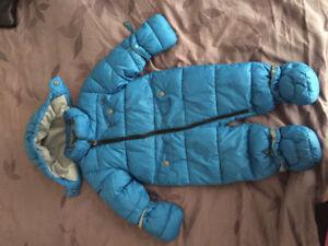 Manteau d hiver bébé garcon