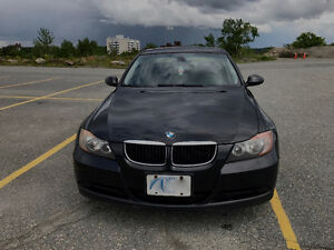 2007 BMW 323i LEATHER/SUNROOF/GOOD CONDITION