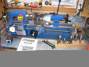 lathe and mill combo