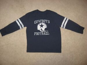 Dallas Cowboys Toddler NFL Long Sleeve Shirt