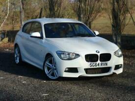 image for 2014 64 REG BMW 116d M Sport Navigation 3 Door New Timing Chain
