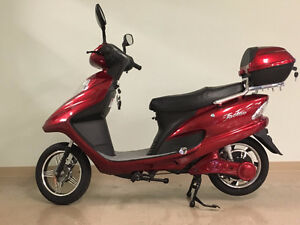 """Electric scooter Tao Tao 501"